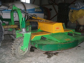 Cabe Rotary Mower for sale at R&R Tractors