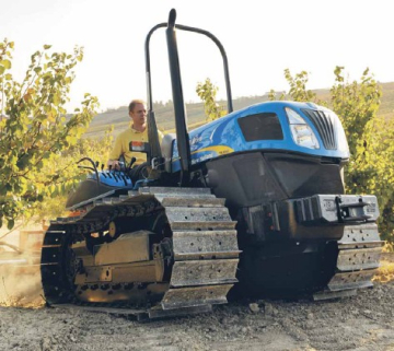 New Holland TK Bulldozer