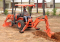 Kubota B26 Backhoe Combo 26hp