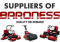 Baroness Golf Course Mowers & Machinery