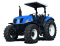 New Holland T6000 Series 112hp - 142hp