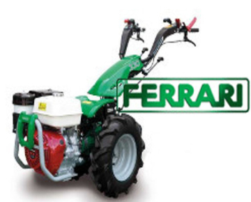 BCS (Ferrari) Two Wheel Tractors
