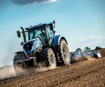 New Holland T7 HD Tractors