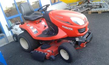 Kubota GR2120 SN 7805