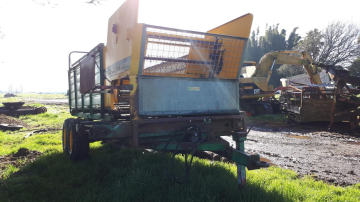 Sam Side feed wagon 6t