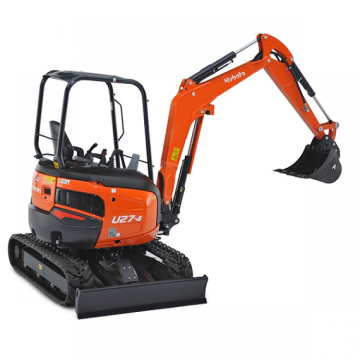 Excavators 2 to 3T