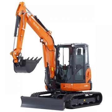 Excavators 3-5 T. U Range