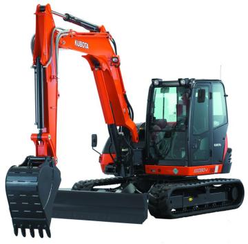 Excavators  5 -8T KX Range