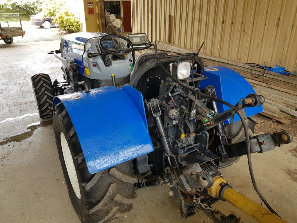 R&R Tractors NZ - USED Tractors for Sale