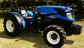 New Holland T4F Bassotto
