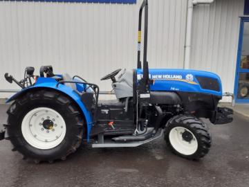 New Holland T4.75V R4 SC  SN 8284