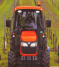 Kubota M8540 Narrow Cab 85hp
