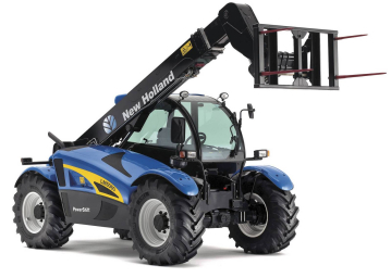 New Holland Telehandler
